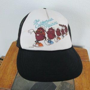 1987 California Raisins Hat
